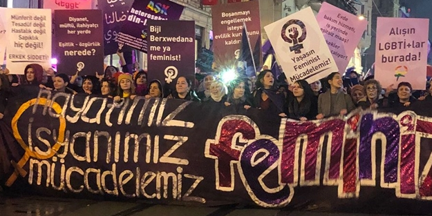Kadın derneklerine ve medyaya sert tepki: Kötü yoldan kaç kadın kurtardınız?