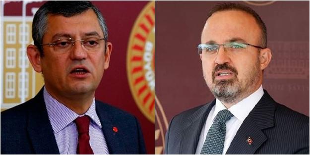 Kadın sömürüsü yapan CHP'ye Bülent Turan'dan tokat gibi cevap!