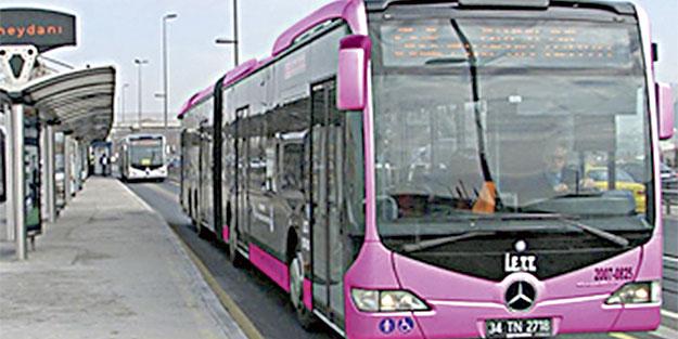 """Kadınlar """"pembe metrobüs"""" istiyor!"""