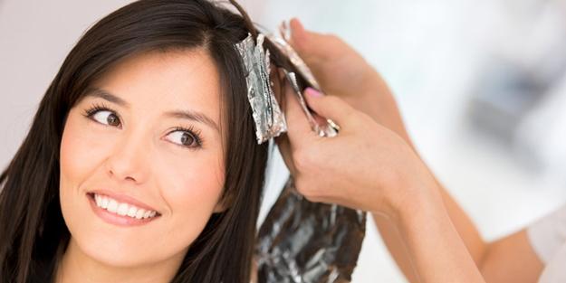 Kadınların ve erkeklerin saçlarını boyamaları caiz midir?