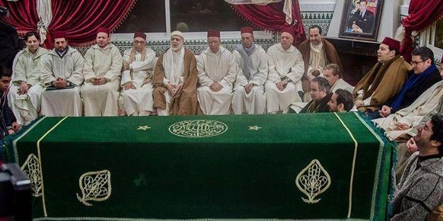 Kadiri Şeyhi Hamza Bin el-Abbas toprağa verildi