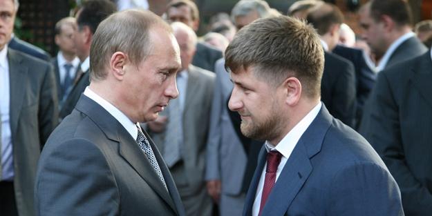 Kadirov: 'Dudayev de kim? Bizi kurtaran Putin'