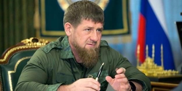 Kadirov, koronavirüs şüphesiyle hastaneye kaldırıldı