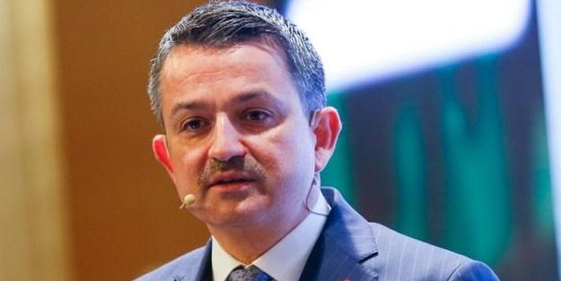 'Kadro satılıyor' iddiasına Tarım ve Orman Bakanı Bekir Pakdemirli'den cevap
