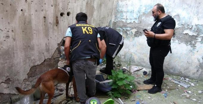 Kağıthane'de uyuşturucu operasyonu: 2 kişi gözaltına alındı