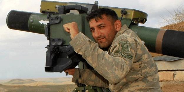 Kahraman asker, Ermenistan'ın kabusu oldu!
