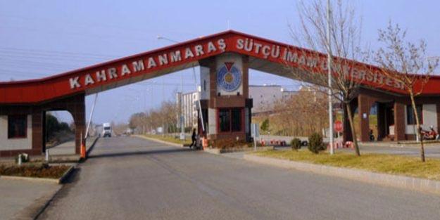 Kahramanmaraş Sütçü İmam Üniversitesi (KSÜ) taban puanları 2019