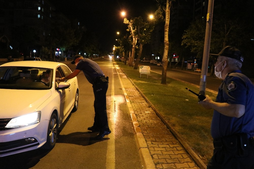 Kahramanmaraş'ta 4 günlük sokağa çıkma kısıtlaması başladı