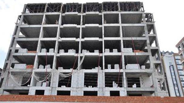 Kahramanmaraş'ta 4. kattan düşen işçi öldü