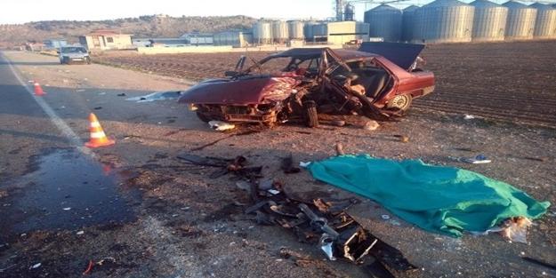 Kahramanmaraş'ta feci kaza: 5 ölü