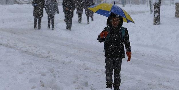 Kahramanmaraş'ta okullar tatil mi? Kahramanmaraş'ta yarın okullar tatil mi?