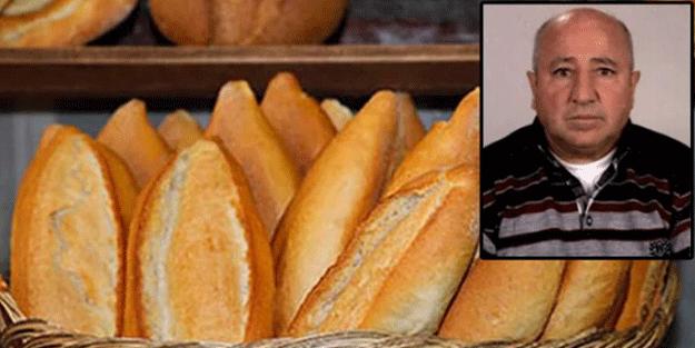 Kahvaltıda yediği ekmek hayatına mal oldu