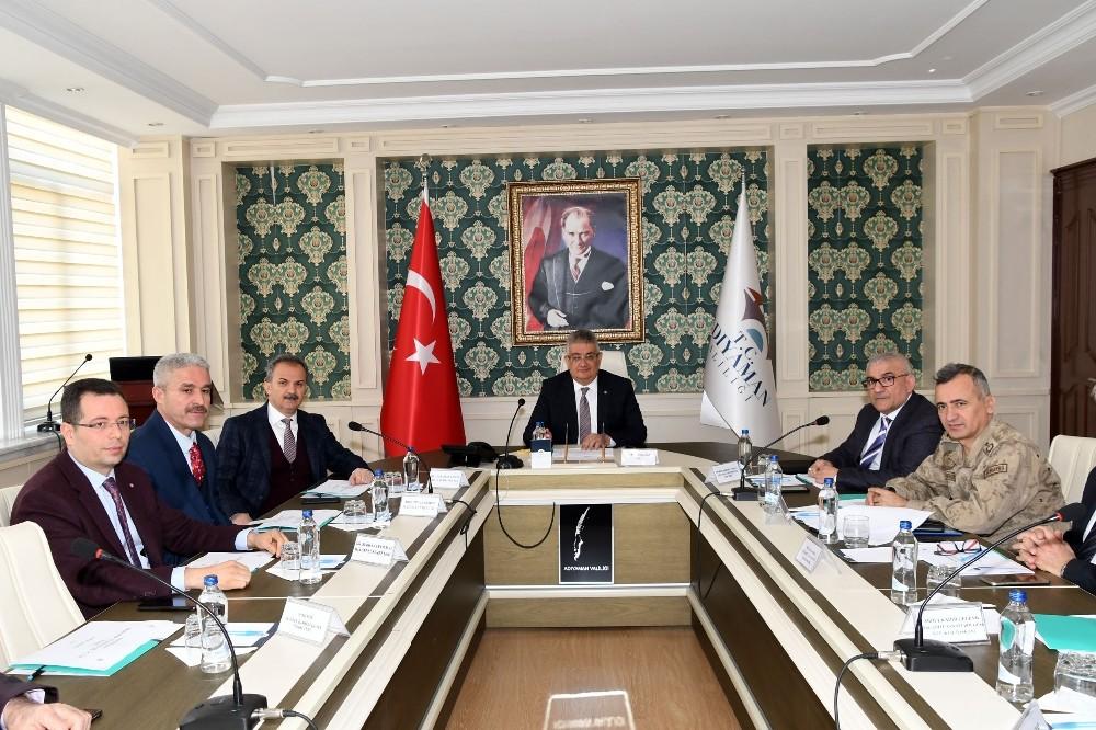 Kalkınma stratejisi ve eylem planı analiz sonuçları toplantısı yapıldı