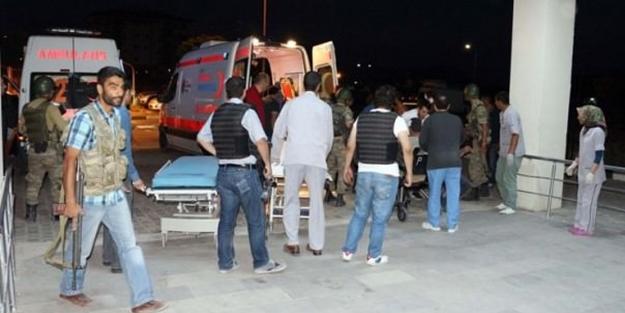 Kalleş PKK'dan karakola intihar saldırısı: 2 şehit!