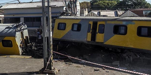 Kamerun'da tren kazası! Onlarca ölü var