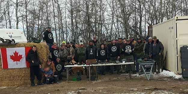 Kanada'da İslam karşıtı silahlı grup kuruldu: Camileri izleyeceğiz