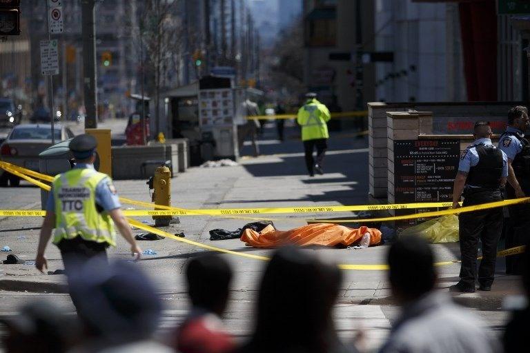 Kanada'da silahlı saldırganı yakalayan polis kahraman ilan edildi