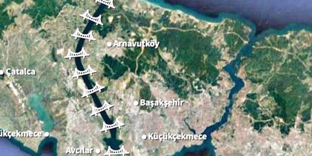 Kanal İstanbul'a karşı ülkeler yeni kanallar inşa ediyor! Ya seyredeceğiz ya biz de yapacağız