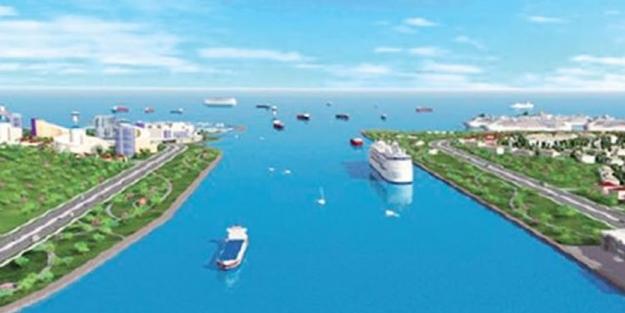 Kanal İstanbul'a komşu lojistik üs