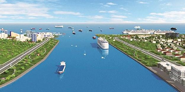 Kanal İstanbul'un hafriyatından bakın ne yapılacak!