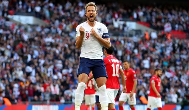 Kane coştu, İngiltere fark attı!