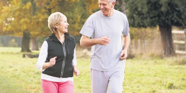 Kansere karşı en iyisi yürümek