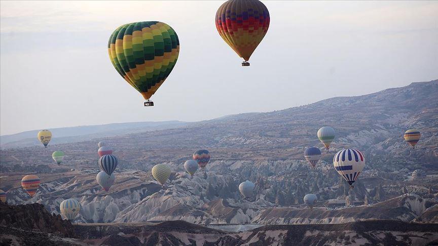 Kapadokya 2020'ye hızlı giriyor