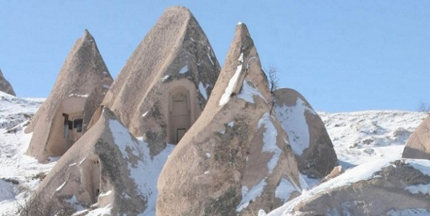 Kapadokya'da turist rekoru kırıldı
