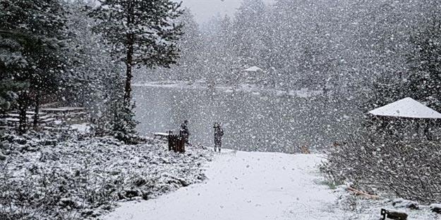 Kar bugün nerelere yağacak?