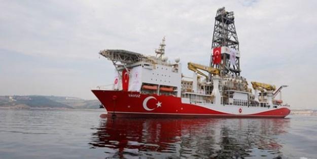 """Kara propaganda devam ediyor! """"Erdoğan'ın enerji tutkusu Akdeniz'in sularını sarıyor"""""""