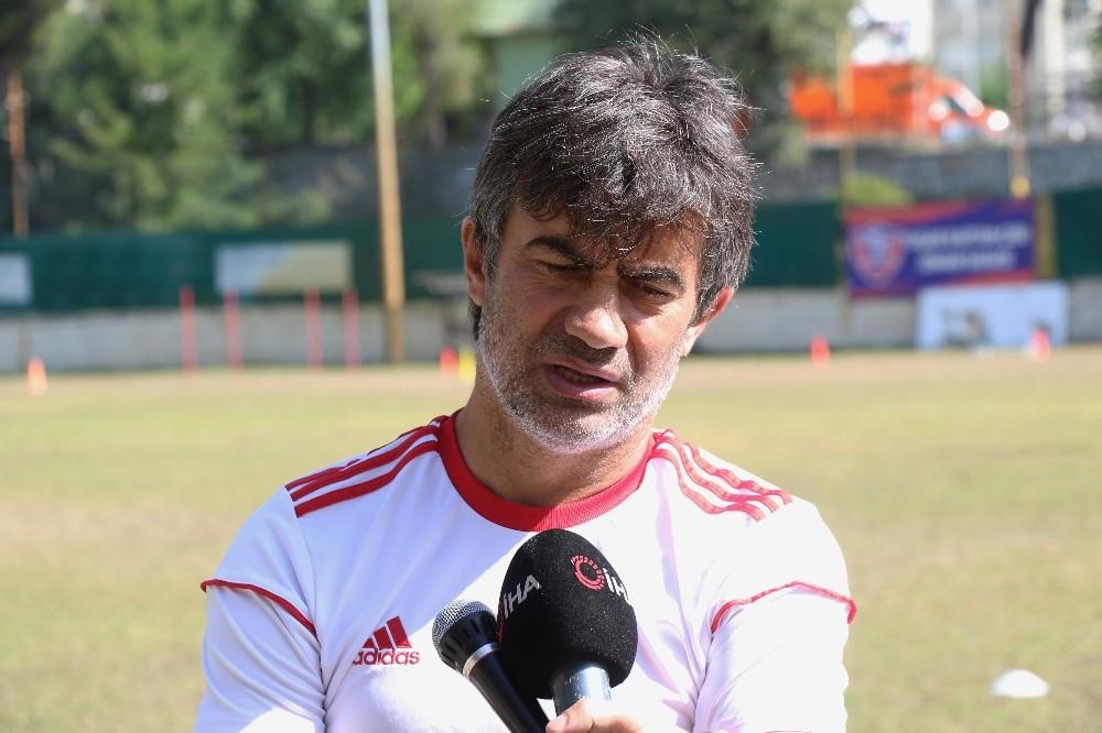 Karabükspor Teknik Direktörü Demirci: