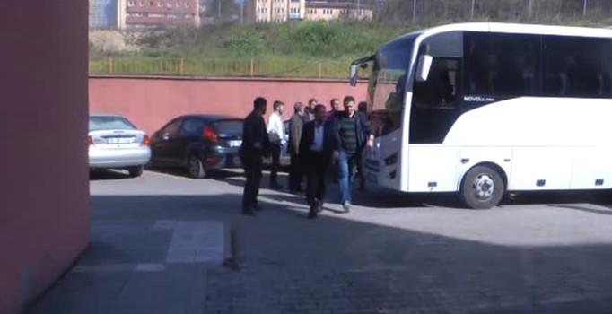 Karabük'te 175 polis açığa alındı
