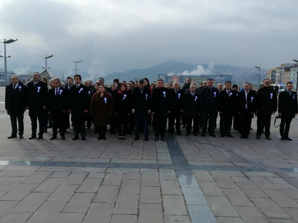 Karabük'te '31. Vergi Haftası' kutlaması