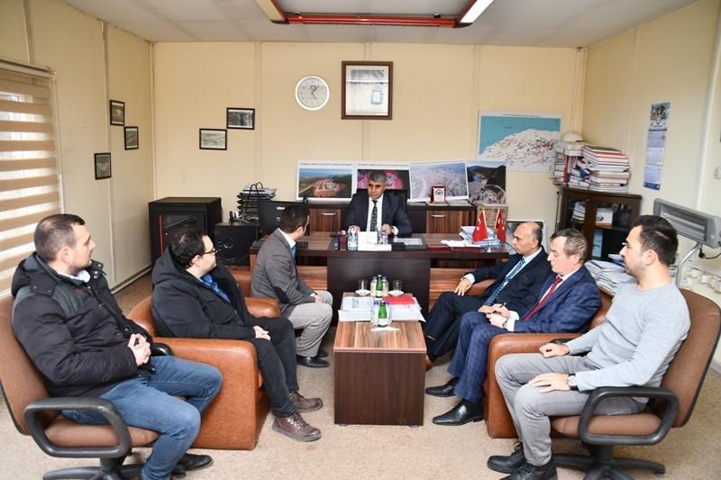 Karabük'te DSİ yatırımları görüşüldü