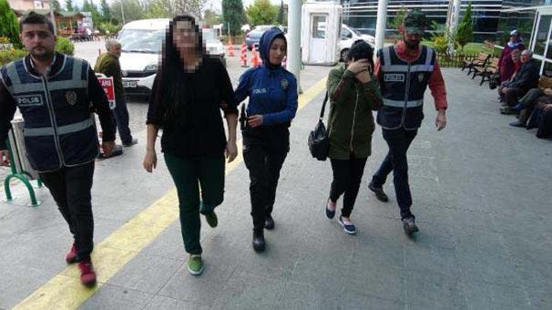 Karabük'te fuhuş operasyonu: 4 kişi gözaltında