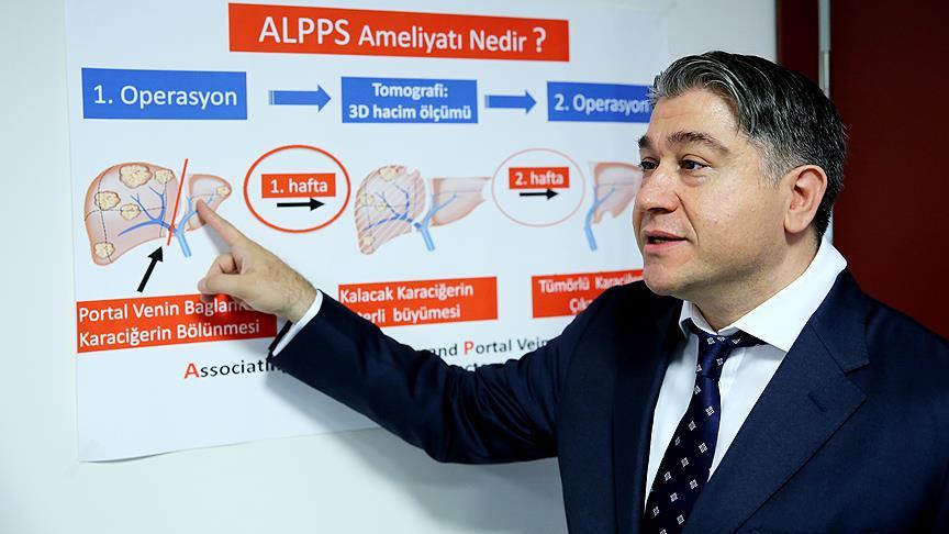 Karaciğer kanseri hastalarına yeni ümit