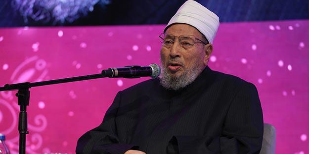 Karadavi: Türkiye'nin yeniden İslam dünyasının yönetim merkezi olması için dua ediyoruz