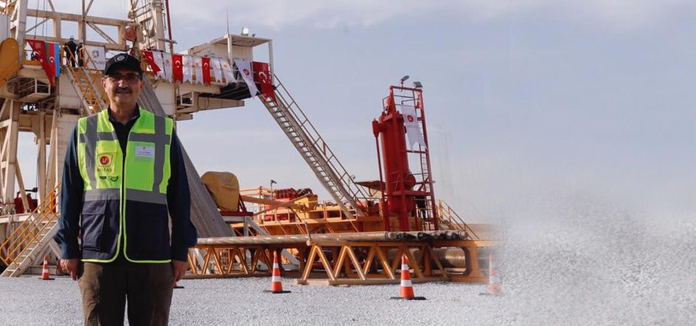 Karadeniz gazı Tuz Gölü'nde tutulacak! Depolamada hedef 10 milyar metreküp