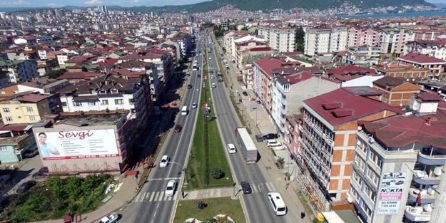Karadeniz Sahil Yolu'ndaki binalara estetik görünüm kazandırılacak