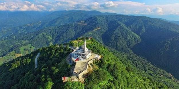 Karadeniz'e özgü muhteşem camiler