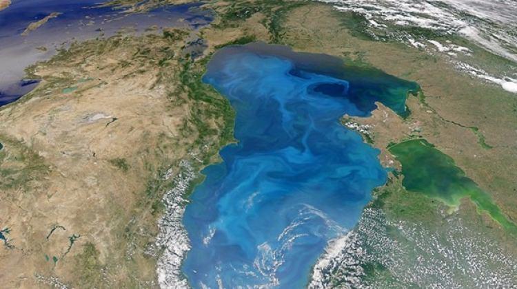 Karadeniz'in altında müthiş buluş