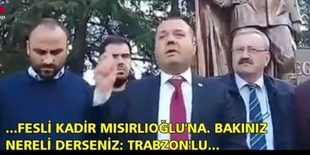 CHP'lierden Trabzonlulara ağır hakaret!