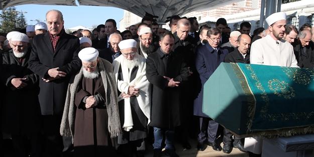 Karakaya'nın cenaze törenine yoğun katılım