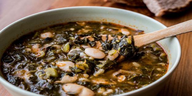 Karalahana çorbası nasıl yapılır? Karadeniz usulü Karalahana çorbası tarifi