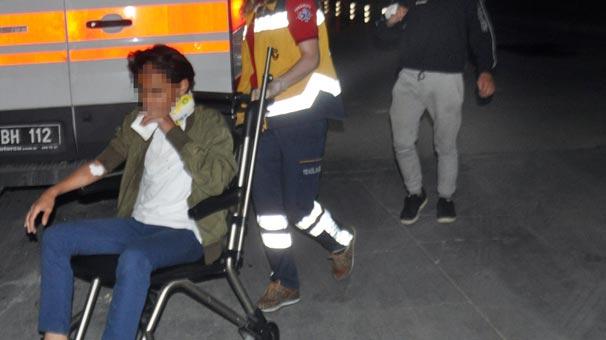 Karaman'da minibüs kaçırıp ortalığı birbirine katan çocuk: Ağabey sen beni iyi çek