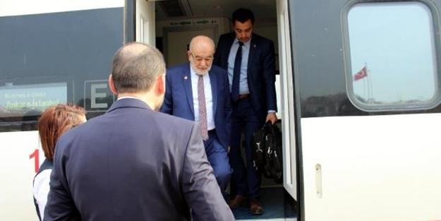 Karamollaoğlu, Erbakan'ın projeleriyle dalga geçti