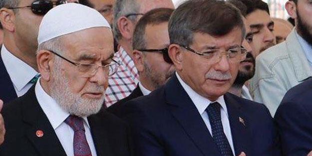 Karamollaoğlu ile Davutoğlu görüşmesinin tarihi belli oldu!