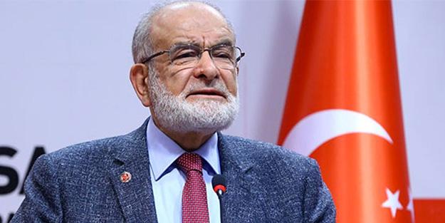 Karamollaoğlu merhum Erbakan Hoca'yı anma programında konuştu