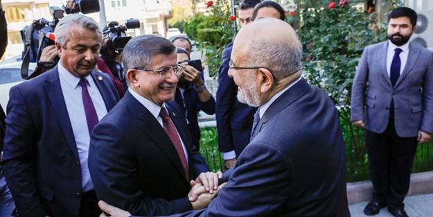 Karamollaoğlu'ndan 'Davutoğlu' açıklaması!