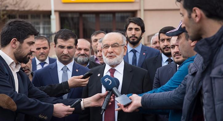 Karamollaoğlu'ndan flaş referandum açıklaması